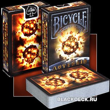 Игральные карты Bicycle Asteroid